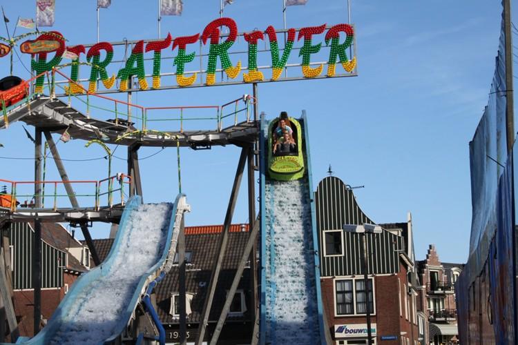 Kermis in Volendam: fenomeen en rariteit tegelijk