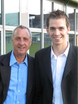 Johan Cruyff gaat niet dood