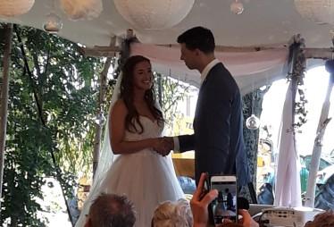 Bruiloft Tom en Yalou op landgoed Boots